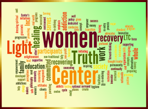 We Serve Women in Recovery