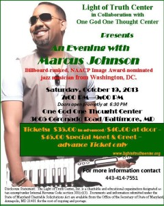 The Marcus Johnson Project
